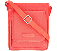 Vera Bradley Iconic Microfiber RFID Mini Hipster Bag - A304138