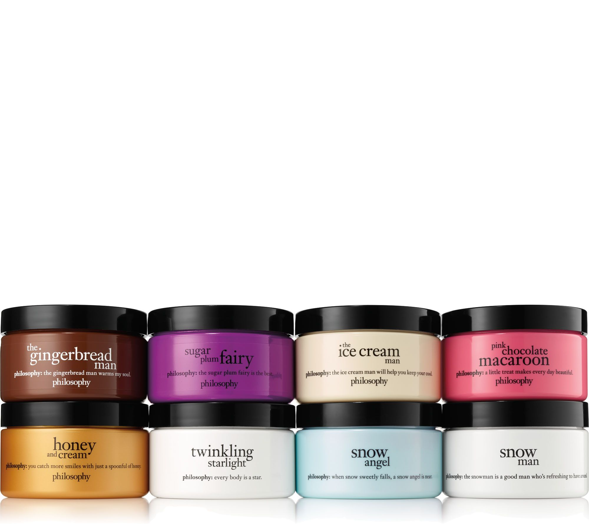New customer qvc promo code - Philosophy 8pc Ultimate Glazed Body Souffle Set Auto Delivery A304738