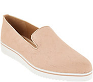 Franco Sarto Leather Slip-On Shoes - Fabrina - A306938