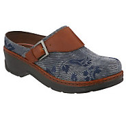 Klogs Open Back Clogs - Austin Tapestry - A314938