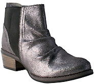 Nomad Leather Ankle Boots - Joy - A361438
