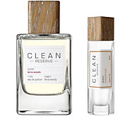 CLEAN Reserve Terra Woods EDP & Pen Spray Duo - A361838