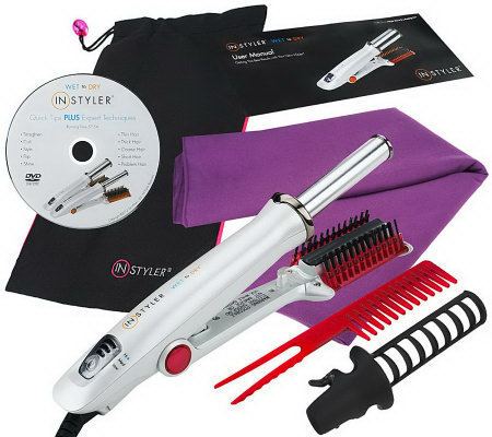 InStyler Next Generation Ceramic Rotating Hot Iron