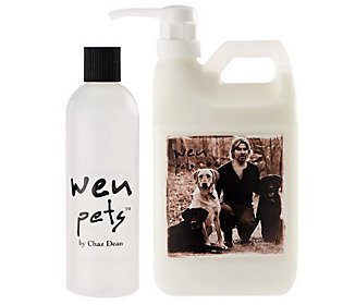 Product image of WEN by Chaz Dean Pets Cleansing Conditioner, 64 oz.