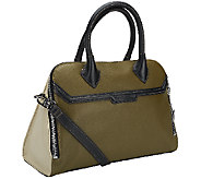 Aimee Kestenberg Mina Pebbled Leather Satchel - A266039