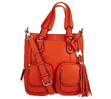 As Is Aimee Kestenberg Leather Natalie Shopper W...