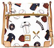 Dooney & Bourke MLB Astros Crossbody - A280039