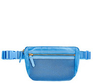 As Is Vera Bradley Preppy Poly Belt Bag - Tess - A284639