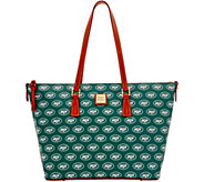 Dooney & Bourke NFL Jets Shopper - A285839