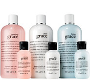philosophy 6-piece state of grace shower gel set Auto-Delivery - A286039