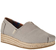 Skechers BOBS Espadrille Wedge Slip-Ons - High Jinx - A287039