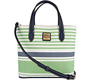 Dooney & Bourke Westerly Mini Waverly - A292939