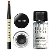 Bobbi Brown Long Wear Gel Eyeliner To Go Kit - A296039