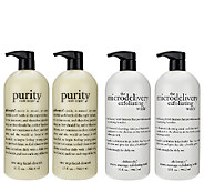 philosophy super-size purity & polish double duo Auto-Delivery - A299639