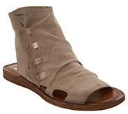 Miz Mooz Leather Ankle Sandals - Fizzy - A304339
