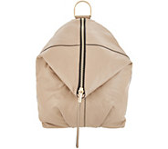 Vince Camuto Leather Backpack - Alder - A304539