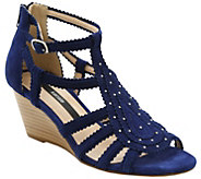 Kensie Open-Toe Wedge Sandals - Sisha - A340339