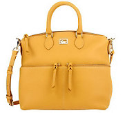 Dooney & Bourke Dillen Leather Pocket Satchel - A227440