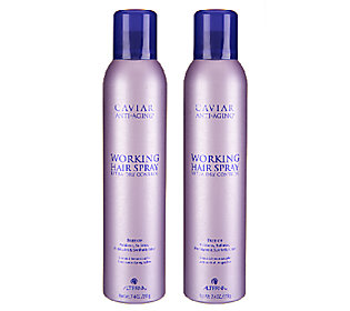 Alterna Caviar Working Hairspray Duo, 7.4 fl oz.