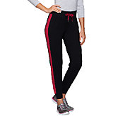 cee bee CHERYL BURKE French Terry Jogger Pants - A272240