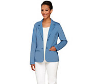 As Is Liz Claiborne New York Blazer with Pockets - A291440