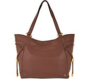 orYANY Pebble Leather Tote Handbag -Elaine - A295140