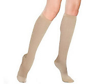 GOGO French Twist-Pattern Trouser Socks - A329340