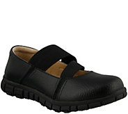 Spring Step Leather Mary Jane - Zuberi - A355740