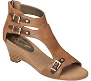 A2 by Aerosoles T-Strap Sandals - Mayflower - A357040