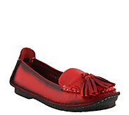 Spring Step LArtiste Leather Slip-Ons - Lolita - A360140