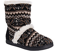 MUK LUKS Womens Holly Slippers - A362340