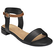 A2 by Aerosoles Sandals with Ankle Strap -DownUnder - A412140