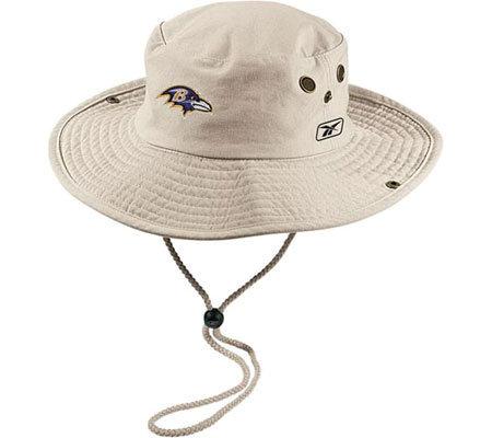 Nfl Baltimore Ravens Training Camp Safari Hat A155341