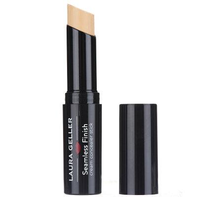 Laura Geller Seamless Finish Cream Concealer Stick Qvc Com
