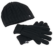 Heat Holders Insulated Thermal Hat & Glove Set for Women - A259641