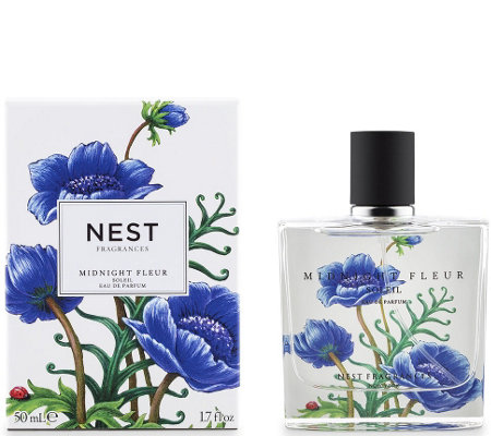 Nest fragrances midnight fleur soleil 1 7 fl oz eau de for Nest candles where to buy