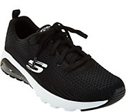 As Is Skechers Sport Skech-Air Lace-up Sneakers - A294241