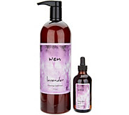 WEN by Chaz Dean 32 oz Cleansing Conditioner w/ Treatment Oil - A302541