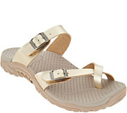 Skechers Metallic Double Strap Toe Loop Sandal - Wishlist - A304741