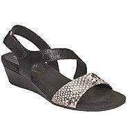Aerosoles Heel Rest Wedge Sandals - Yet Ahead - A335041