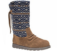 MUK LUKS Womens Barbara Boot - A337741
