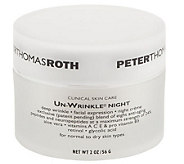 Peter Thomas Roth Super-size Un-Wrinkle Night Cream 2oz - A91441