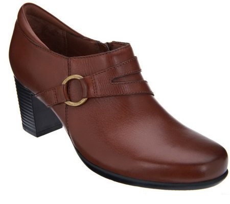 Clarks Bendables Promise Katy Leather Shooties