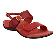 Vionic Double Strap Adjustable Sandals - Nancy - A252142