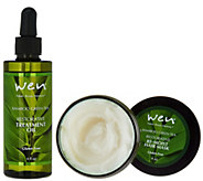 WEN by Chaz Dean Rice Formula 4 oz. Mask & 4 oz. Oil - A271242