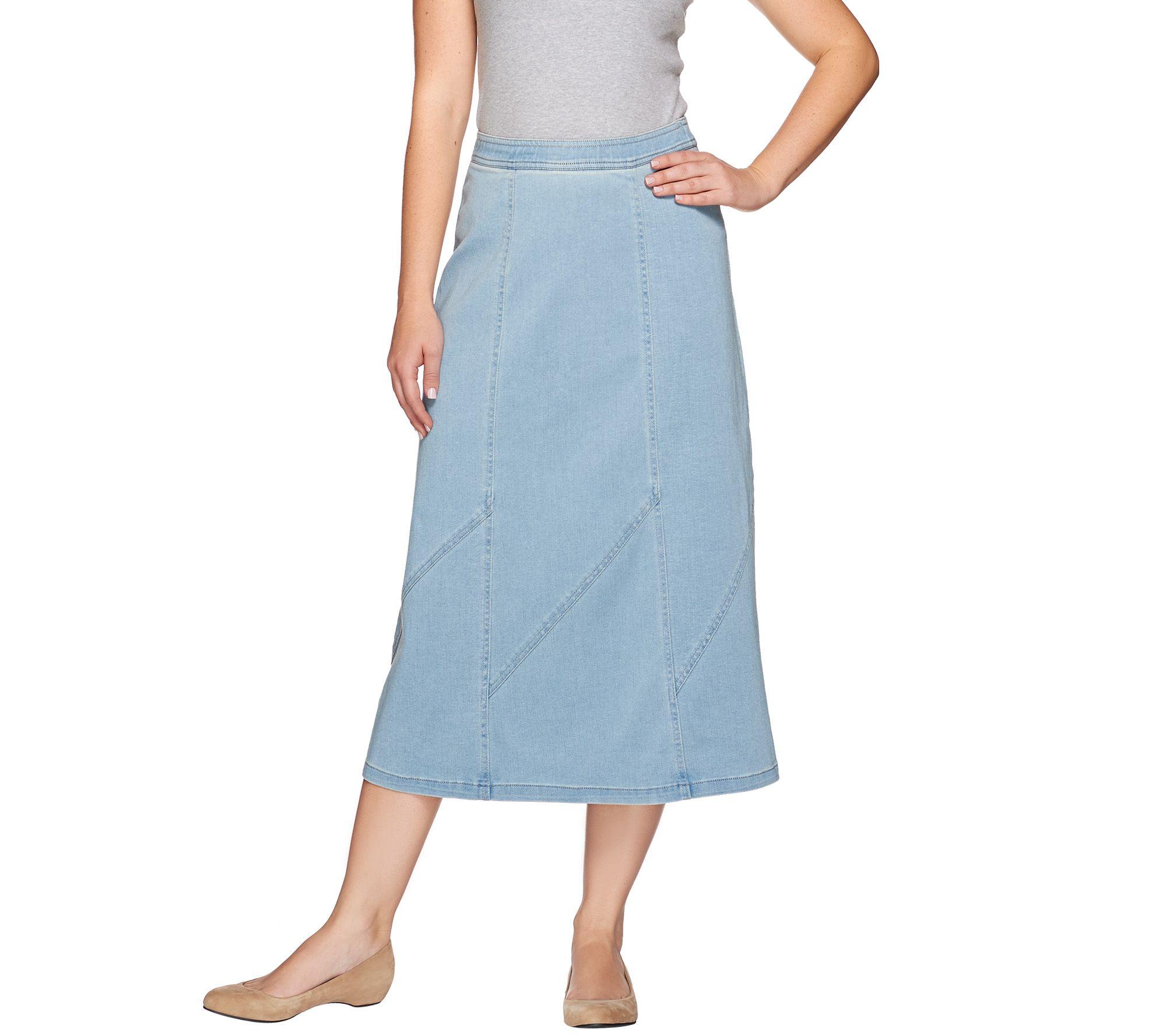 Denim & Co. — Dresses & Skirts — Fashion — QVC.com