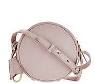 Isaac Mizrahi Live! Nolita Lamb Leather Canteen Handbag - A274042