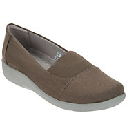 Clarks Cloud Steppers Slip-on Shoes - Sillian Sune - A275842