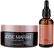 Josie Maran Whipped Argan Oil Body Butter & Argan Oil Duo - A276342