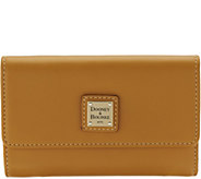 Dooney & Bourke Smooth Leather Flap Wallet - A298242